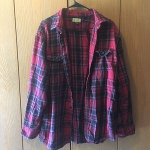 Sonoma Shirts - 🌼 3/$25 Sonoma Men's Red Flannel